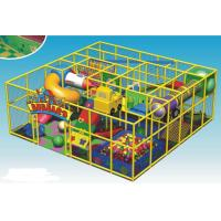China Indoor Playgrounds LJ-0202 wholesale