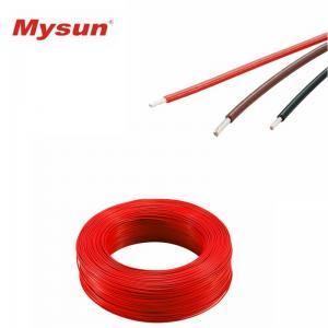 China E239689 UL10362 Electrical Hookup Wire Teflon PFA Insulation Heating Resistance wholesale