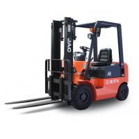 China Diesel 1 Ton Forklift Truck Small Capacity Eco Friendly Design Max Lift Height 6m wholesale