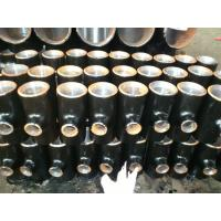 China Low Temperature  Alloy Steel Pipe Fittings Mild Cold Forming Steel 90 Degree Elbow wholesale