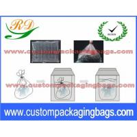 "China Fully Biodegradable Water Soluble Plastic Laundry Bags For Hotel 28"" X 39"" wholesale"