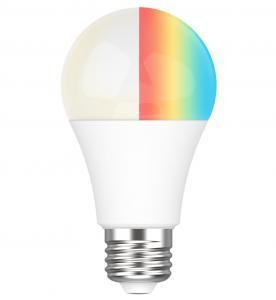 China E27 Base Wifi Controlled Rgb Led Light Bulb Color Changing wholesale