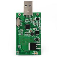 Buy cheap SA -167 Electronic Circuit Board Assembly Mini PCI-E mSATA to USB 3.0 External SSD PCBA Conveter Card from wholesalers
