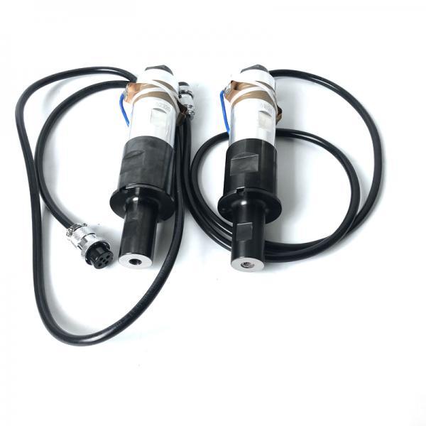 20kHz Nonwoven Ultrasonic Mask Ear-Loop Fabric Welding Analog 20kHz Ultrasonic Welding Transducer