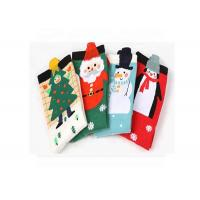 China Christmas Cut Warm Winter Accessories Cozy Unisex Long And Short Socks For Adults wholesale