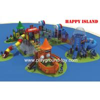Quality Customiezed Commercial Children Playground Equipment For  Preschool for sale