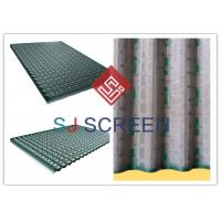 China 1050 X 695 Mm Stainless Steel Screen Mesh Sand Vibrating Screen Good Performance wholesale