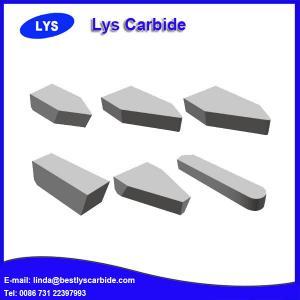 China Carbide Brazed Tips A120 YG6 YG8 YT5 YT15 wholesale