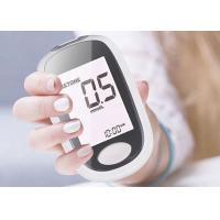 China Big LCD Digital Display Diabetes testing equipment Blood Glucose Monitor 16*11*5cm wholesale
