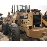 China Used  Original Condition CAT 910 Wheel loader For Sale on sale