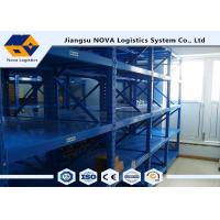 China Medium Duty Shelving System With Fine Powder Coated , Q235 Steel Heavy Duty Metal Shelves wholesale