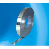 Buy cheap Ni Coating stainless steel strip from wholesalers