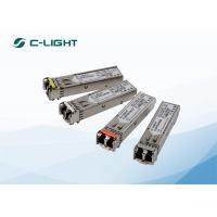 China DDM / DOM ONS-SI-100-LX10 SFP 100BASE-LX Cisco Compatible SFP Modules on sale