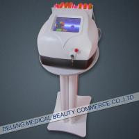 China Hot Air Cooled Laser Liposuction Equipment , Effective Lipo Laser Slimming Machine on sale