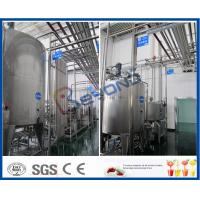 Buy cheap Beverage Bottling Drink Making Machine For Food And Beverage Manufacturing Industry from wholesalers