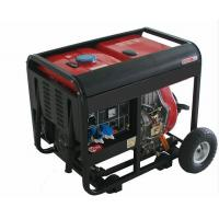 Buy cheap Portable Open Type Diesel Generator 3kVA, 4.5kVA, 5.0kVA, 6.0kVA, 6.5kVA, 8.0kVA from wholesalers