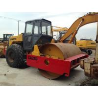 Quality Used Dynapac Compactor CA25D,11000usd for sell ,welcome to buy for sale