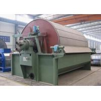 China High Speed Continuous Double Drum Dryer Vacuum With High Heat Efficiency wholesale
