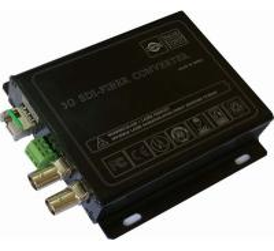 3G-SDI&Data To Fiber Converter