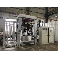 China Fully Automatic Brass Die Casting Machine With Rotary Portal Two Manipulators / Furnace wholesale