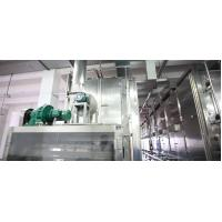 China Herb Drying Food Production Machines Carbon Steel Material Large Capacity wholesale