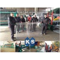 Quality Heavy Duty Hexagonal Gabion Box Machine Automatic Gabion Production Line 2 x 1 x 1M wholesale