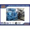 China Water Treatment Roots Rotary Lobe Type Blower high pressure 100KPA  air compressor wholesale