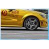 China Popular Stretchable 1.52*30M Chrome Car Wrap Vinyl Film wholesale