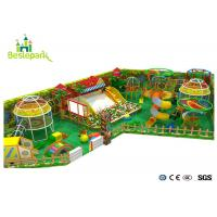 China Amazing Child'S Play Indoor Playground  Anti - Skid For Amusement Park wholesale