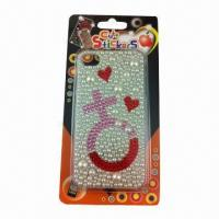 China 3-D Sticker, Made of Acrylic, Safe and Non-toxic, Free Samples are Available wholesale