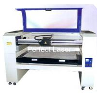 Quality Galvanometer head CO2 Laser Cutting Machines / Leather Laser Cutter Machine for sale