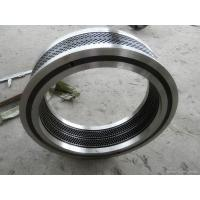 China Stainless Steel X46Cr13 Forged Forging Poultry Feed Mill Ring Dies Pellet Dies wholesale