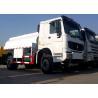 China 2 Axles Oil Tanker Truck 10CBM Tank Volume 4600mm Wheel Base 80R22.5 Tire wholesale