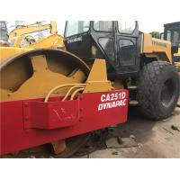 China Used new price Dynapac CA30D Compactor for hot sale .CA25D CA251D Road roller wholesale