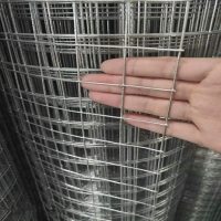 Buy cheap Animal Farms 1 Inch X 2 Inch Bwg20 Galvanized Welded Iron Wire Mesh from wholesalers