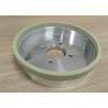 China 350mm Vitrified Bond Diamond Grinding Wheels For Carbide Cutters Abrasive Block wholesale
