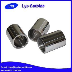 China Hard metal tungsten carbide bushes wholesale
