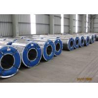 China 750 mm Spangle Zinc Coating Hot Dipped Galvanized Steel Coils on sale