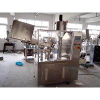 Buy cheap Automatic Cosmetic Cream Filling Sealing Machine With Touch Screen Operation from wholesalers