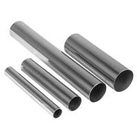 China Mirror Polished 201 Stainless Steel Welded Tubes , Astm A316 Stainless Steel Pipe wholesale