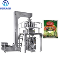 China 2000ml Leafy Greens Weigher Packing Machine SUS304 380V wholesale