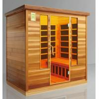 China New Design Best Price Low EMF Far Infrared Sauna Cabin Prefab Cabin for Home Beauty Use(CE/RoHS) on sale