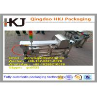 Customized Size Food Metal Detector For Food Packaging / Manufacturing