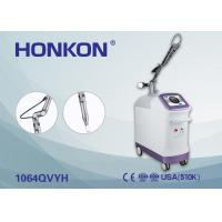 Buy cheap HONKON Professional Strong Power 2000mj Acne Treatment Q Switch Nd YAG Laser Tattoo Removal Machine from wholesalers