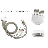 China Bluetooth Communication Wireless ECG Device White Record Apply To IPhone / IPad APP wholesale