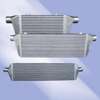China 2-40 bar Fin Tube Heat Exchanger / Aluminum Plate And Bar Fin Transmisson System wholesale