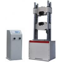 China Digital Display Hydraulic Universal Testing Machine with High Pressure Pump wholesale