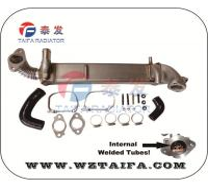 China Dorman Number 904-274 Diesel EGR Cooler , Ford F250 Egr Cooler Super Duty 6.4L-V8 wholesale