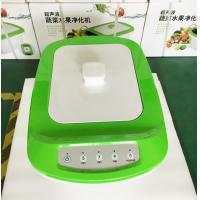 China Automatic Ultrasonic Vegetable And Fruit Cleaner High Power FCC AND CE Certification wholesale