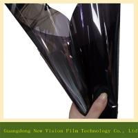 China New arrival automotive colore changing film shinning window fim for car wholesale